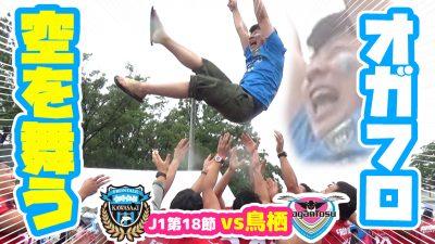 【オガフロ】川崎フロンターレ対サガン鳥栖の試合を観に行ってきたよ!(J1第18節)